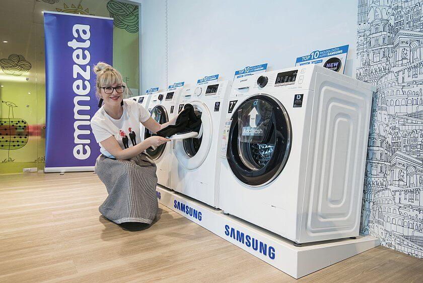 Samsung AdWash perilica 2
