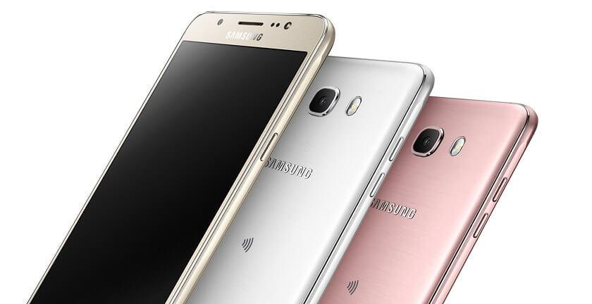 Samsung J7 2016