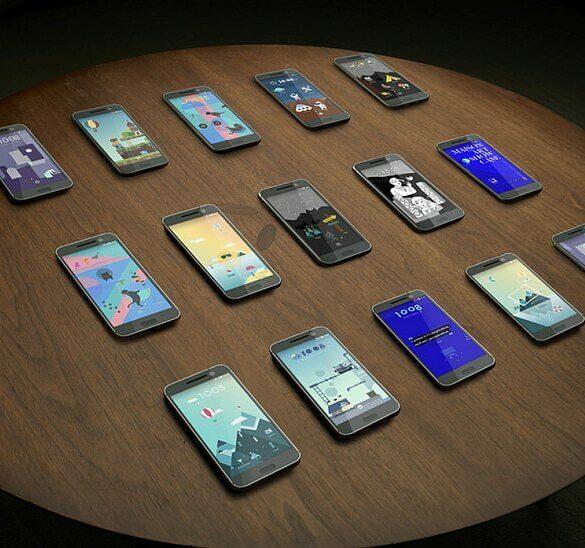 HTC 10 sluzbeno 7