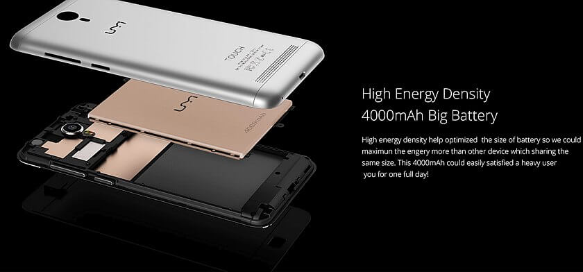 Umi Touch 4G 6
