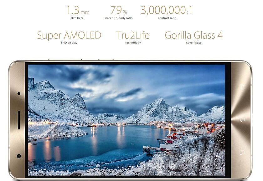 Asus Zenfone 3 Deluxe 3