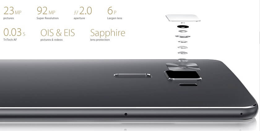 Asus Zenfone 3 Deluxe 5