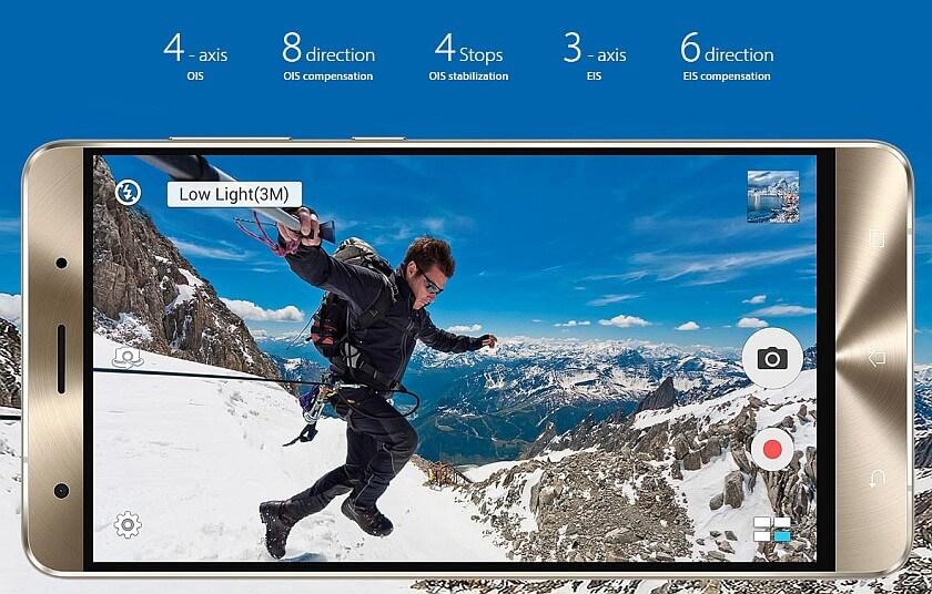 Asus Zenfone 3 Deluxe 6