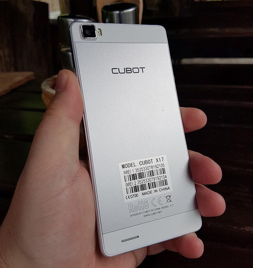 Cubot X17 a3