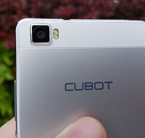 Cubot X17 kamera