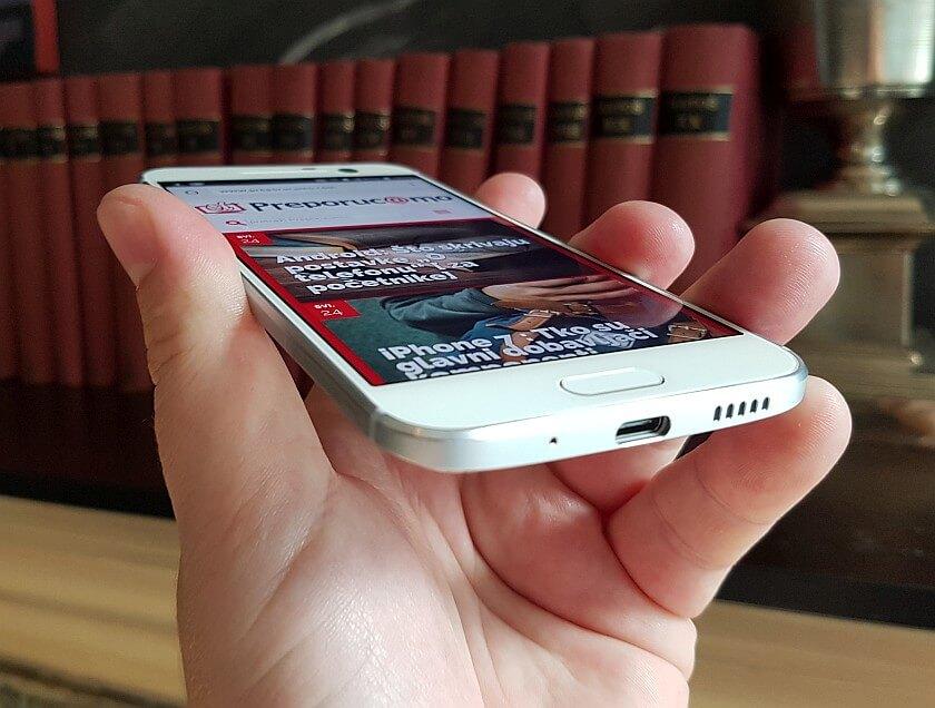 HTC 10 recenzija 2