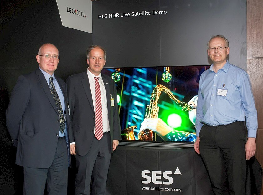 LG SES INDUSTRY DAY