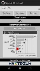 Lenovo Vibe X3 Lite benchmark 10