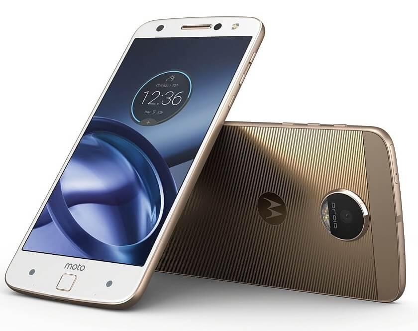 Motorola Moto Z 4