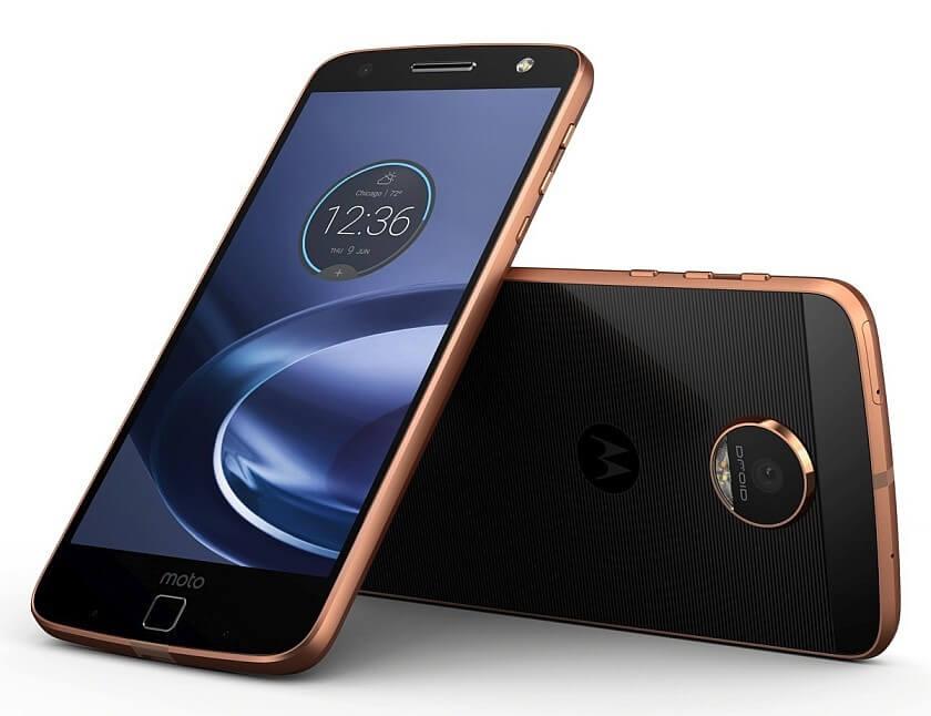 Motorola Moto Z 6 1
