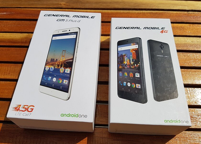Google Android One GM 1