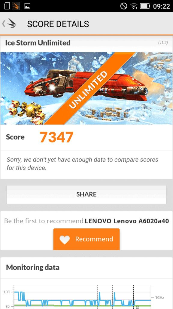 Lenovo K5 benchmark 14