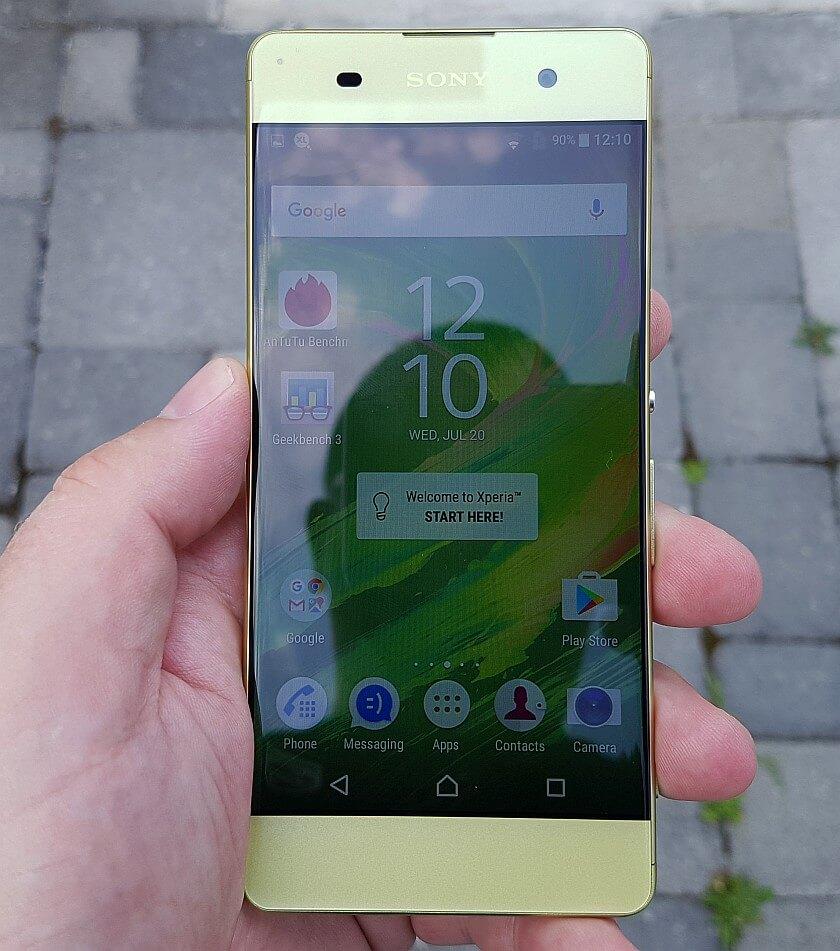 Sony Xperia XA 10