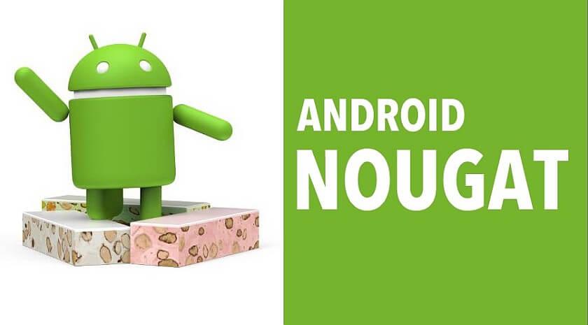 Android nugat 1