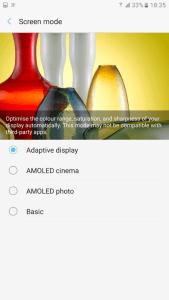 Samsung Galaxy Note7 sucelje 10