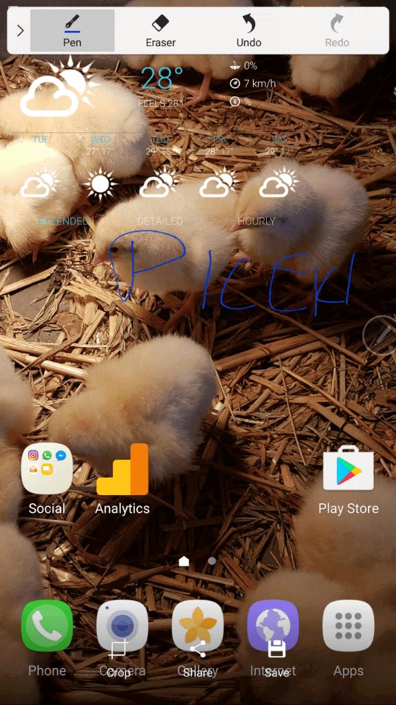 Samsung Galaxy Note7 sucelje 24