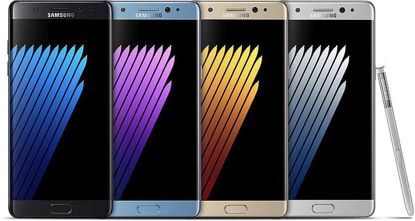 Samsung Note 7 10a