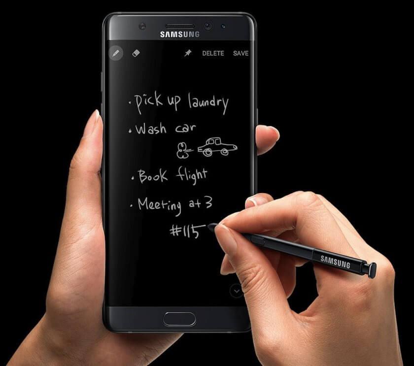 Samsung Note 7 13