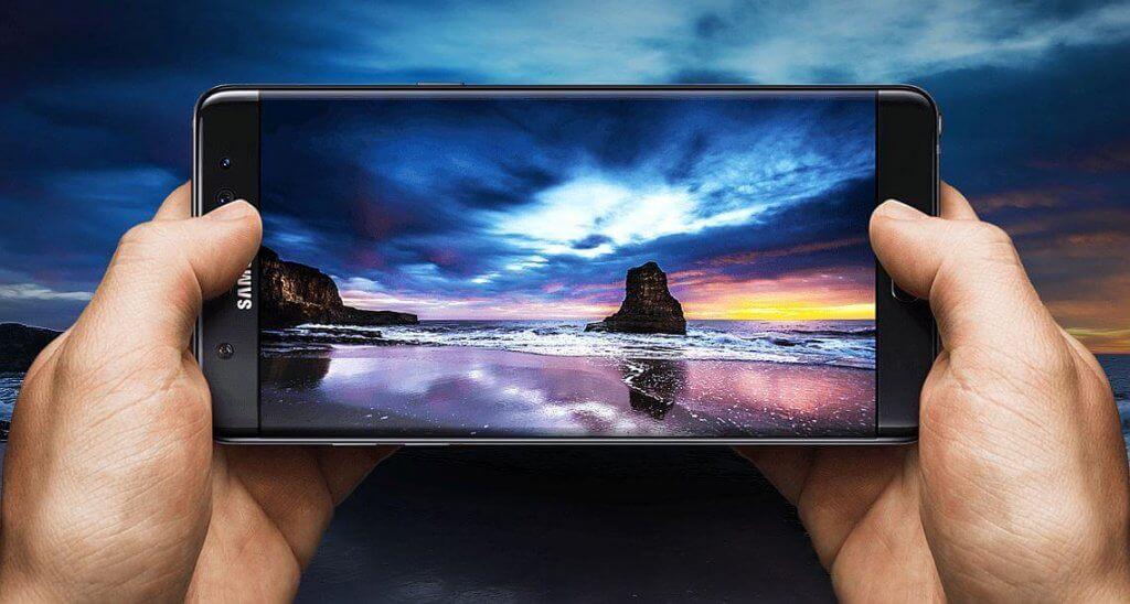 Samsung Note 7 8