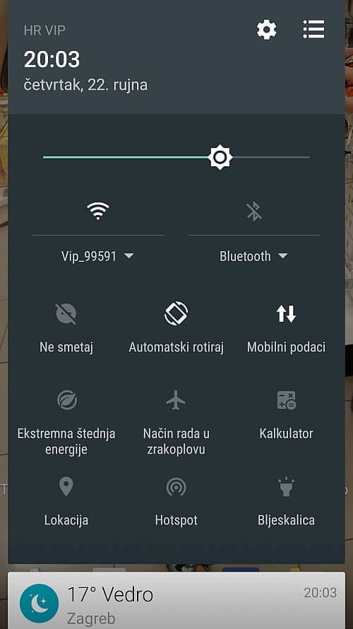 HTC 10 screenshot 4