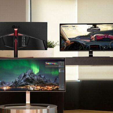 LG Ultrawide Monitor