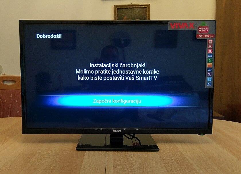VIVAX TV 32LE74 17
