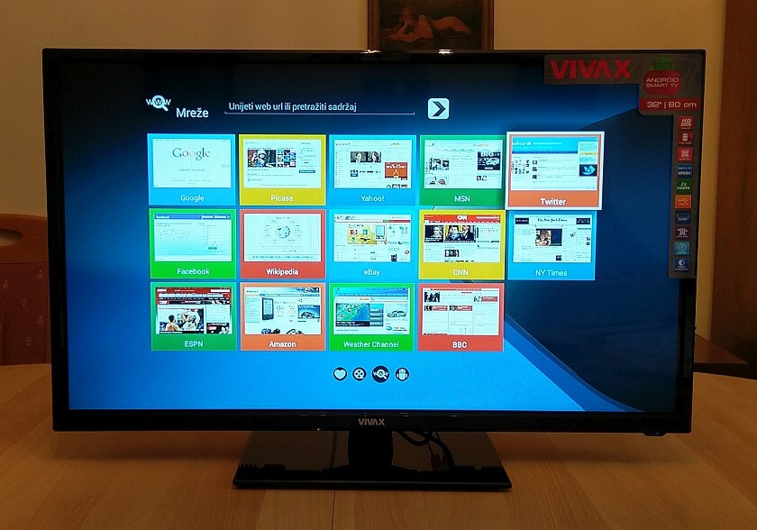 VIVAX TV 32LE74 21