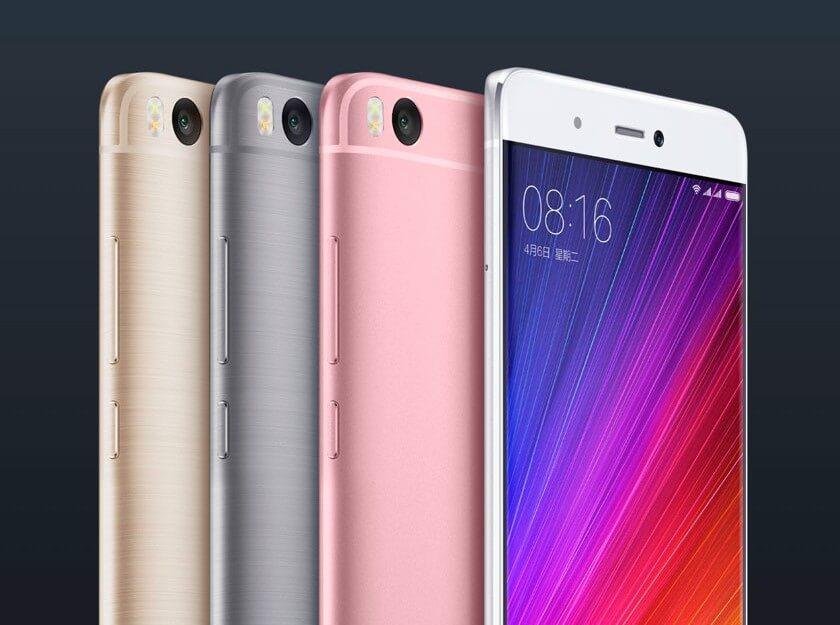 Xiaomi Mi5S 2