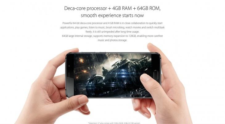Elephone S7 7