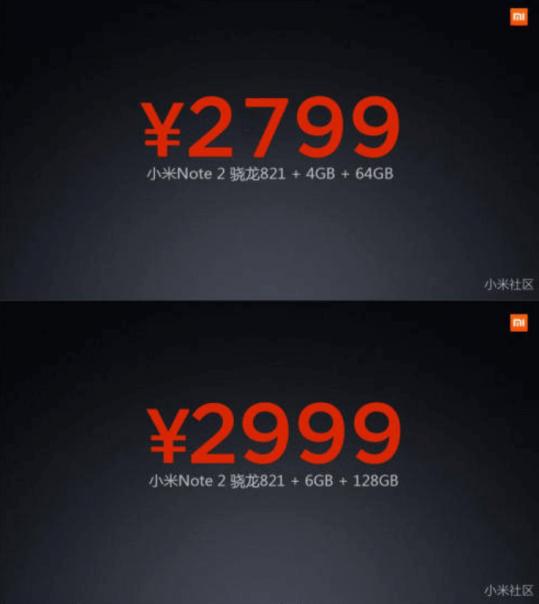 Xiaomi Mi Note 2 preza 8