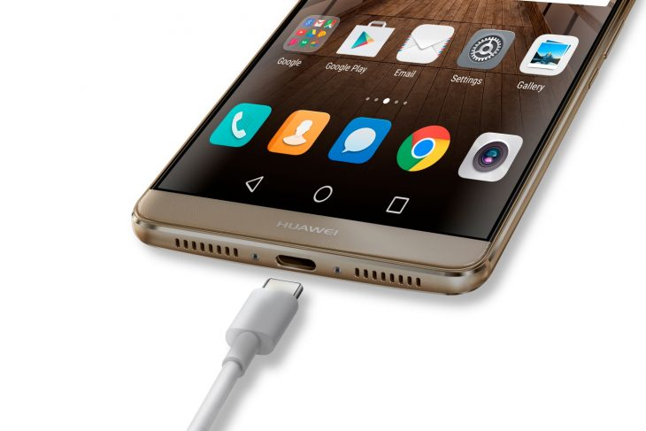 Mate 9 Charge lr