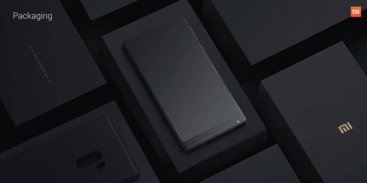 Xiaomi Mi Mix 8