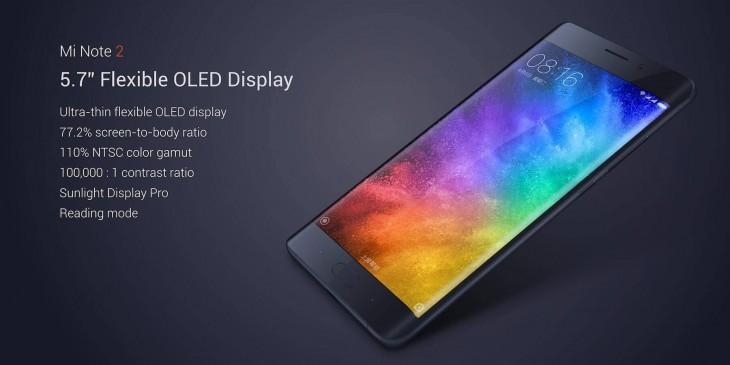Xiaomi Mi Note 2 6