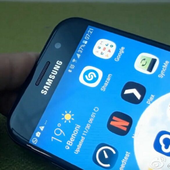 Samsung A5 2017 3