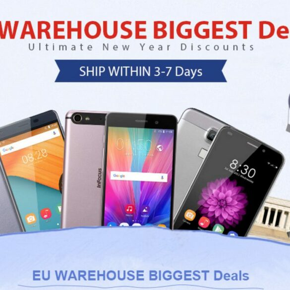 Gearbest EU Warehouse akcija 1