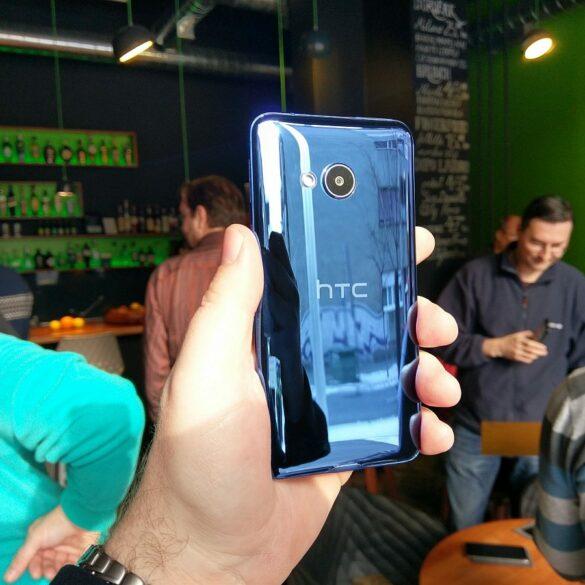 HTC U Ultra i HTC U Play 10