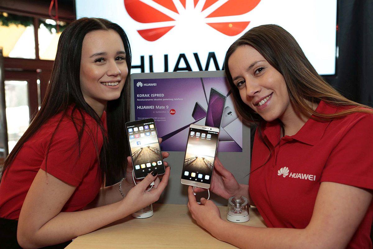 Huawei Mate 9 6