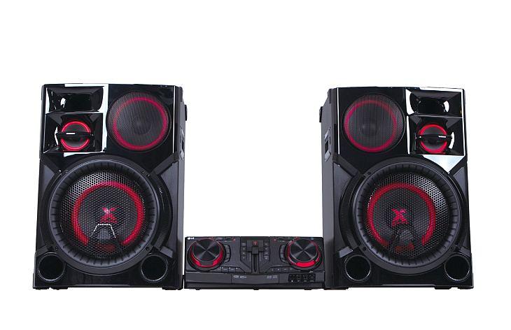LG AudioCJ98