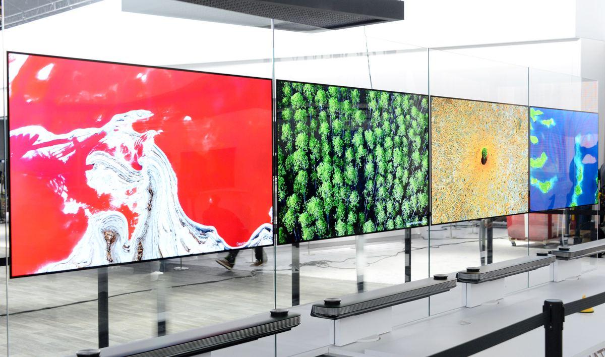 LG SIGNATURE OLED TV W 1