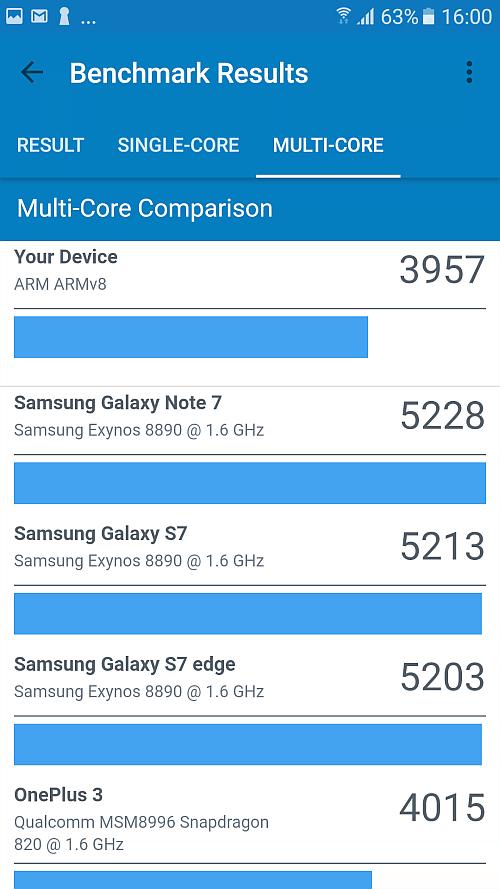 Samsung A5 2017 benchmark 14