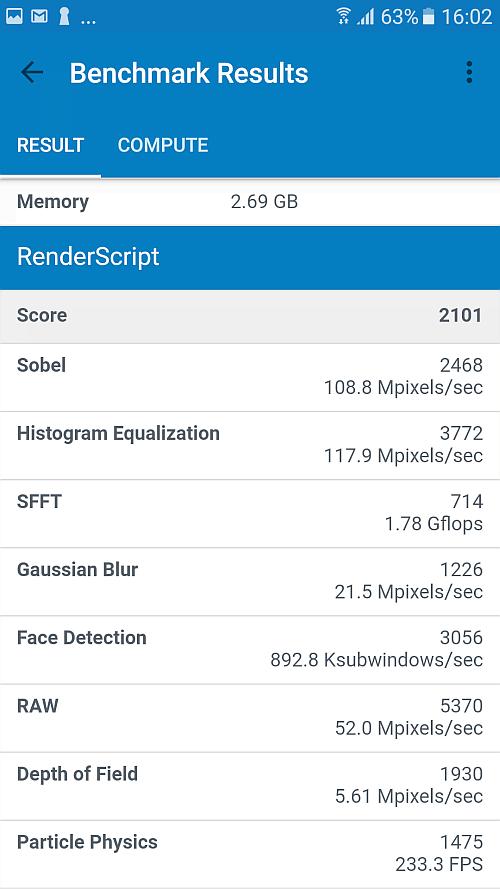 Samsung A5 2017 benchmark 16