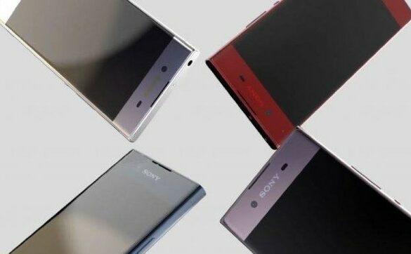 Sony Xperia XA 3