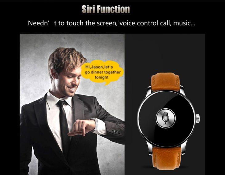 K88H Smartwatch 7