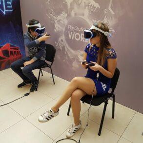 Sony Playstation VR 8