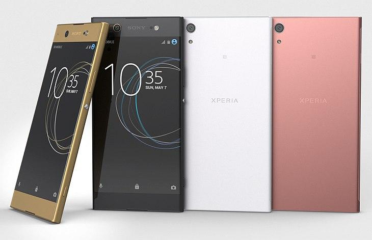 Sony xperia xa1 ultra 1