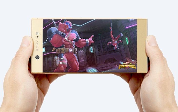 Sony xperia xa1 ultra 3