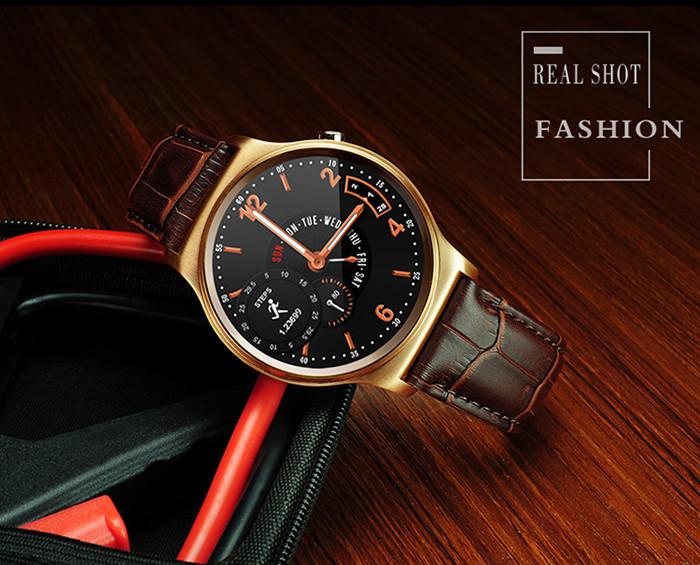Ulefone GW01 smartwatch 1
