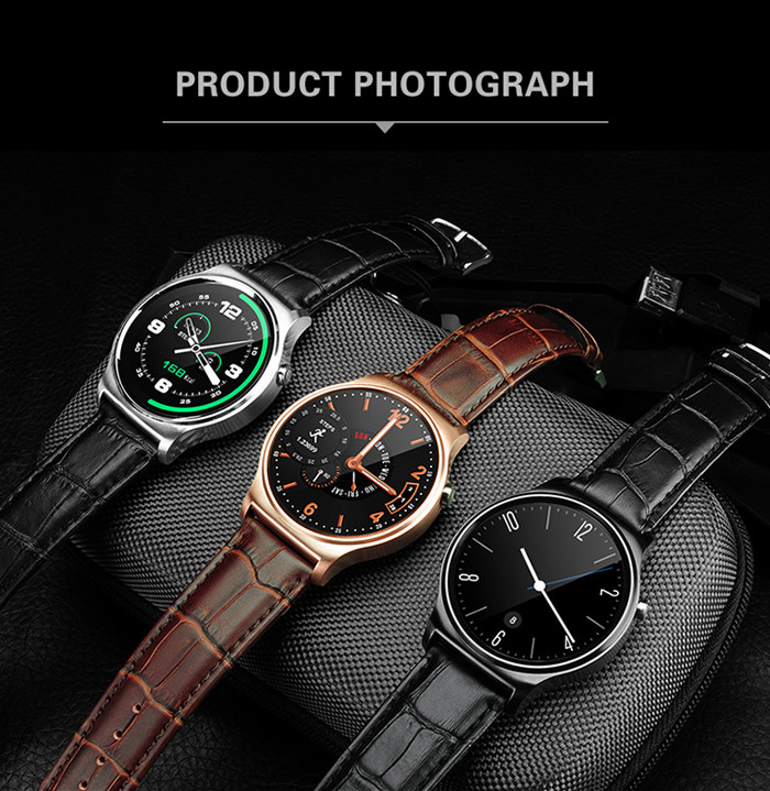 Ulefone GW01 smartwatch 3