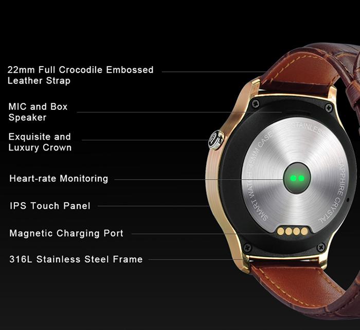 Ulefone GW01 smartwatch 8