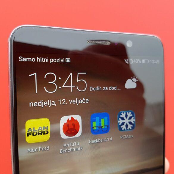 Huawei Mate 9 10